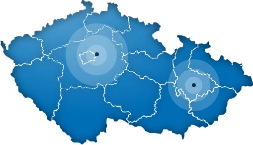 Úklidová firma Sloupenský - strojové mytí, Praha a Olomouc